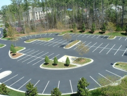 Parking Lots Paving and Striping